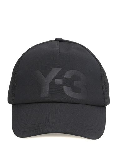 Y-3 Şapka Siyah